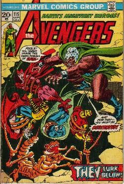 Avengers 115