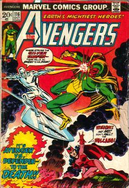Avengers 116