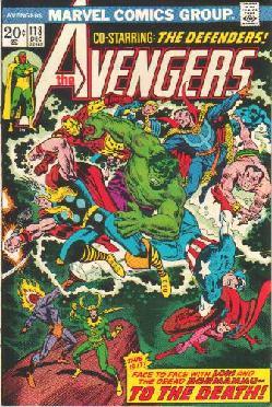 Avengers 118