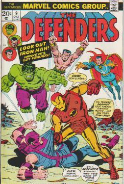 Defenders 9