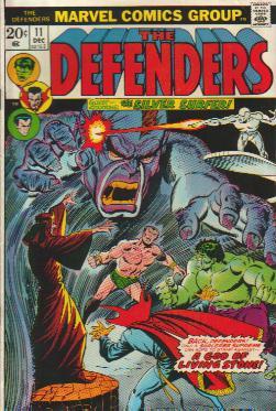 Defenders 11