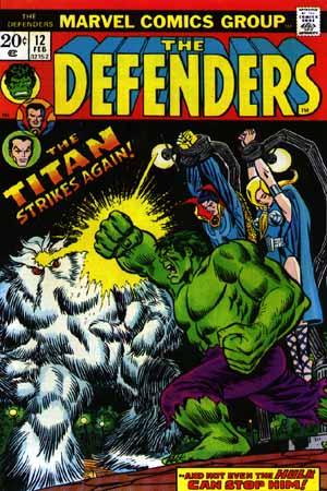 Defenders 12
