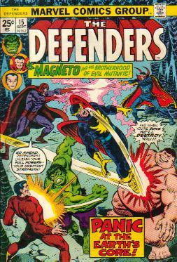 Defenders 15