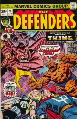 Defenders 20