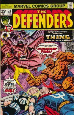 Defenders 20