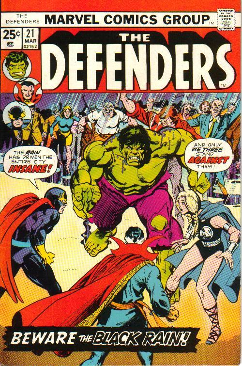 Defenders 21