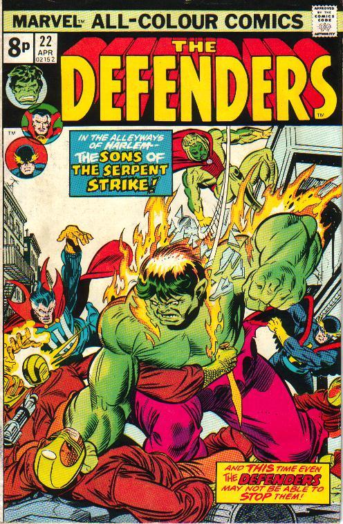 Defenders 22