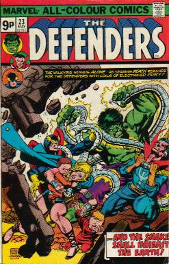 Cover Defenders 23