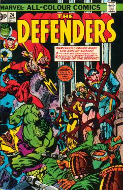 Cover Defenders 24