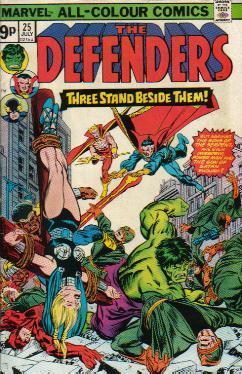 Defenders 25