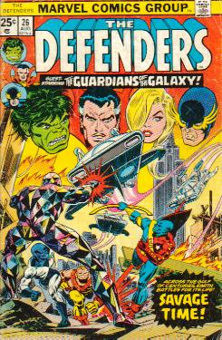 Cover Defenders 26