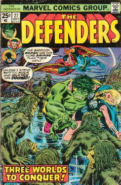 Cover Defenders 27
