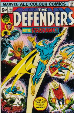 Cover Defenders 28
