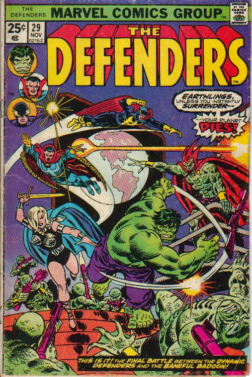 Defenders 29