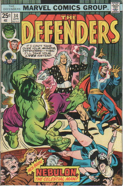 Cover Defenders 34