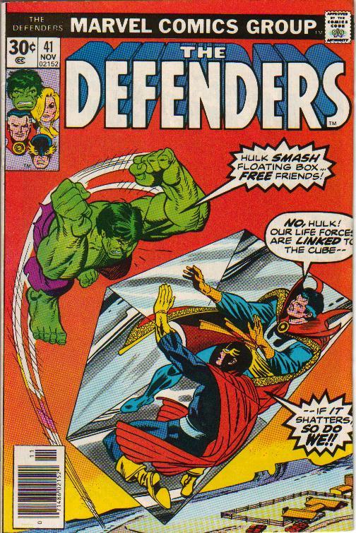 Defenders 41