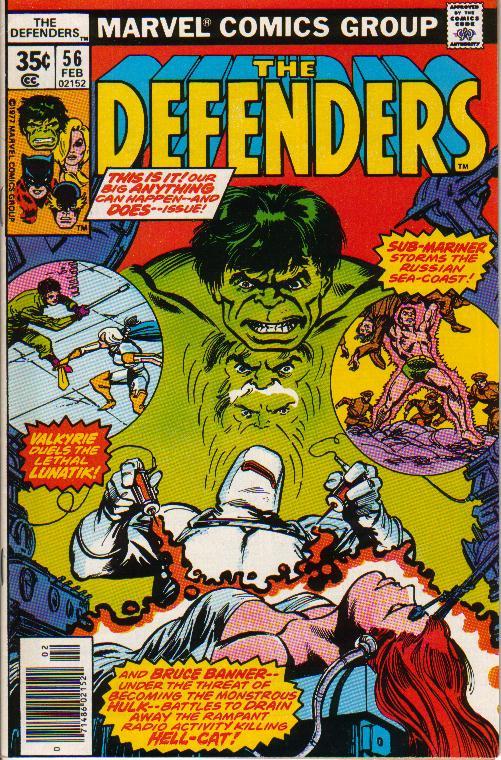 Defenders 56