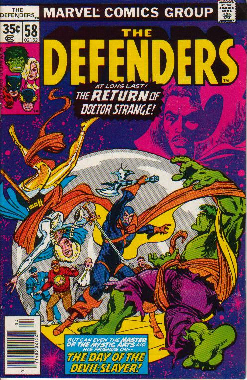 Defenders 58