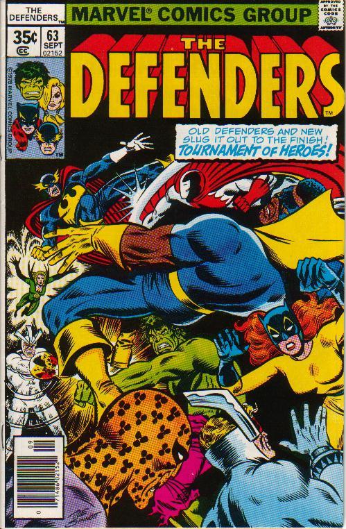 Defenders 63