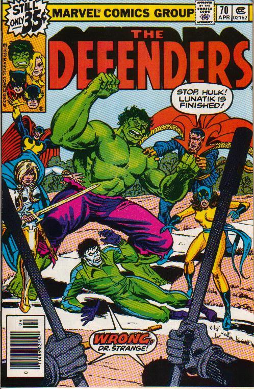 Defenders 70