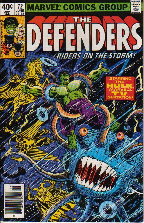 Defenders 72