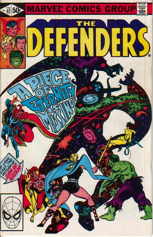 Defenders 92