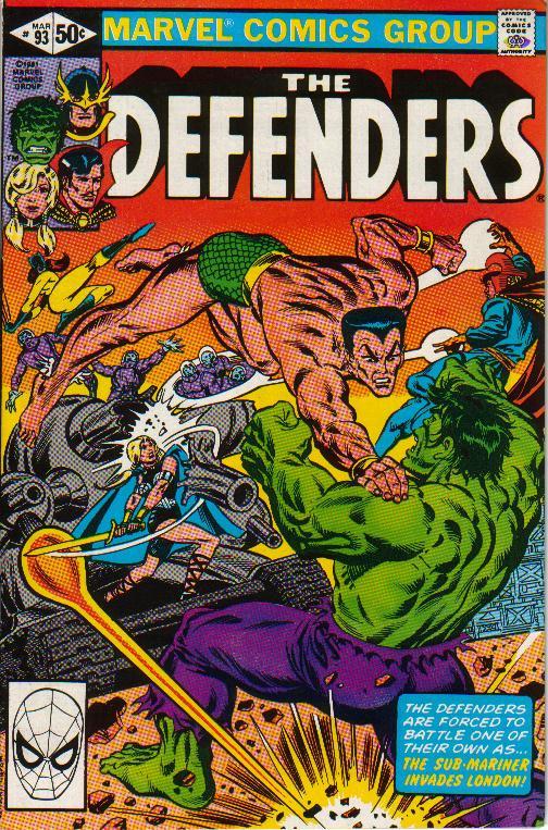 Defenders 93