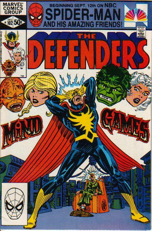 Defenders 102