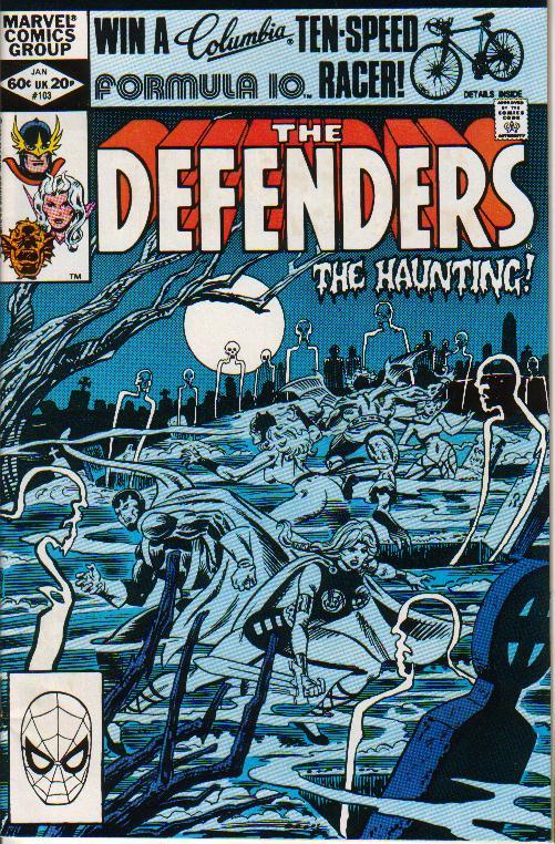 Defenders 103
