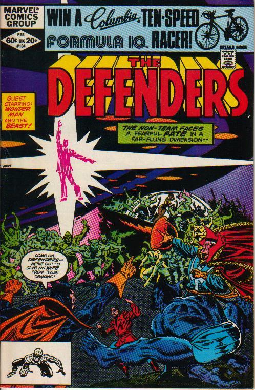 Defenders 104