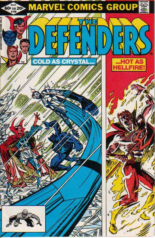 Defenders 105