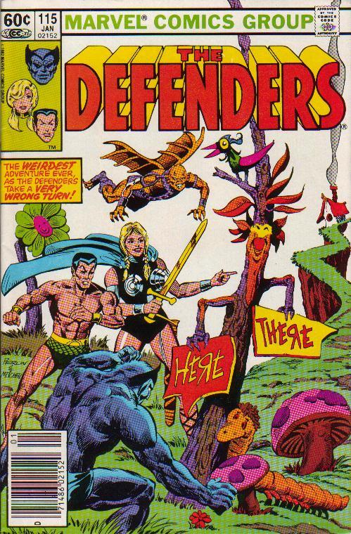 Defenders 115