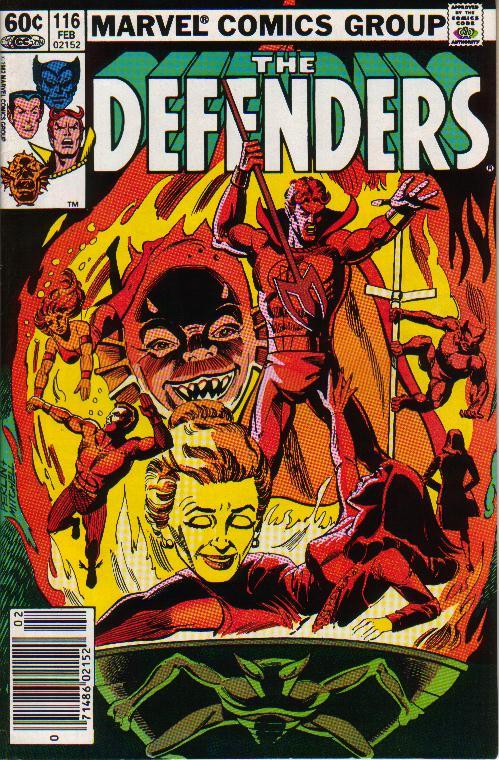 Defenders 116