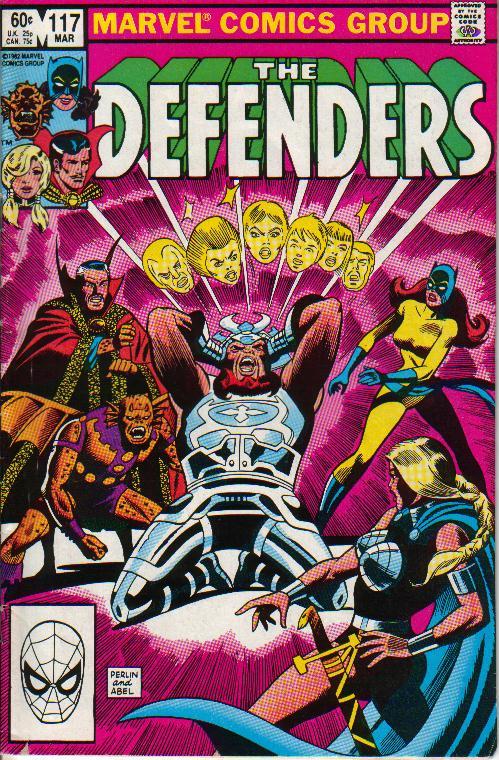 Defenders 117