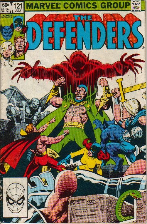 Defenders 121
