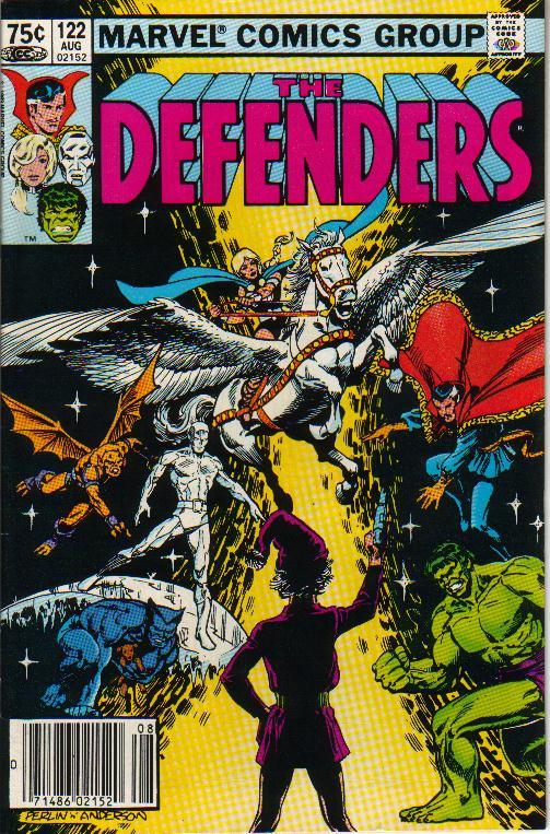 Defenders 122