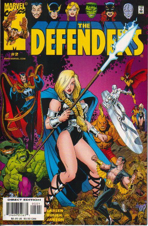 Defenders (vol. 2) 2b
