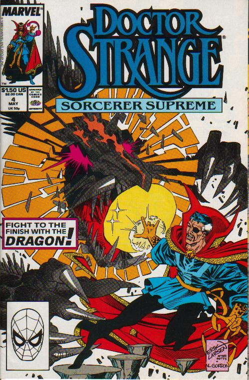 Doctor Strange 4