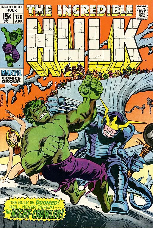 Incredible Hulk 126