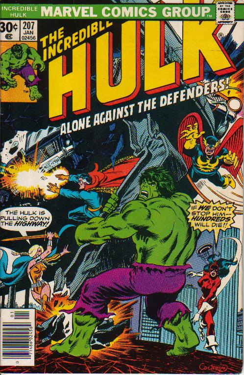 Hulk 207