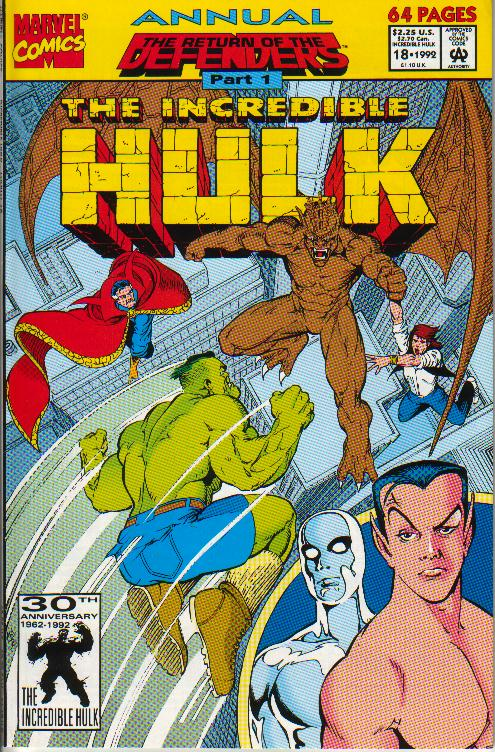 Hulk Annual 18