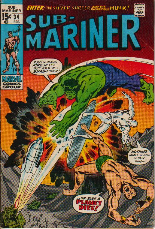 Sub-Mariner 34